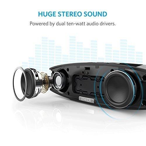 Altavoz Portátil Anker 20w Premium Stereo Bluetooth Con Cont