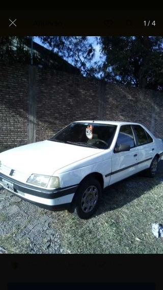 Peugeot 405 1.6 Gl Nafta / Gnc 4 Puertas 26606125