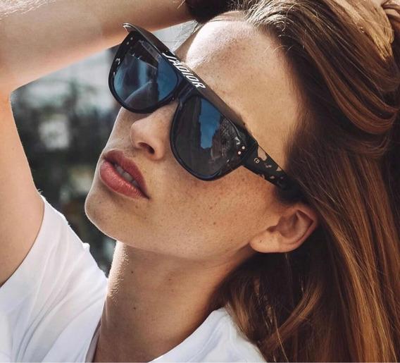 Óculos Dior Jadior Croco Com Lente Azul Origina Com Garantia