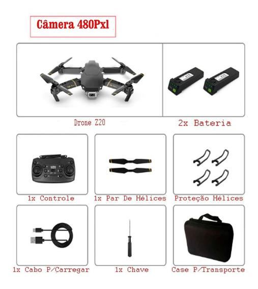 Drone Profissional Z20 Câmera 480p Fácil Estabilidade Oferta
