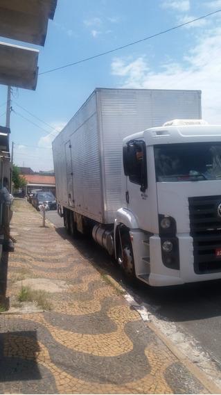 Vendo Vw 19-320 Truck Baú