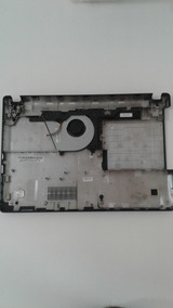 Base Inferior Completa Notebook Asus X451c