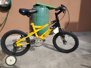 Bicicleta De Montaña Cineli Rodada 16