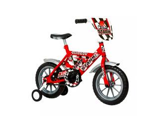 Bicicleta Rodado 12 Stark 6056 Nene Niño Varon Local