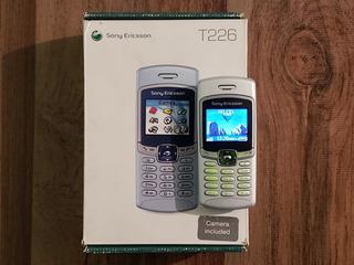 Sony Ericsson T226. :)