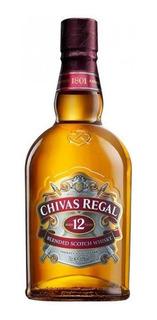 Whisky Chivas Regal 12 Años 750 Envios Gratis En Caba