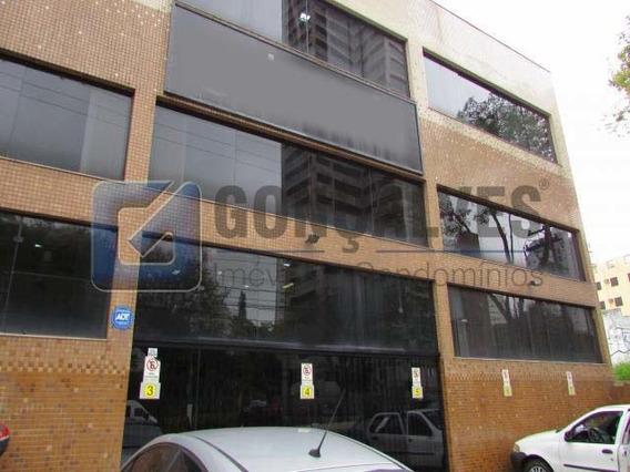 Locação Salao Sao Bernardo Do Campo Centro Ref: 13616 - 1033-2-13616