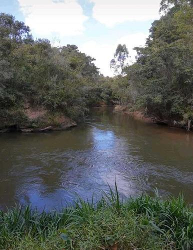 Chácara A Beira Do Rio Grande Em Bocaina De Minas - 985