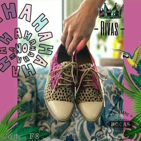 Zapatos Mocasines Rocas Rivas