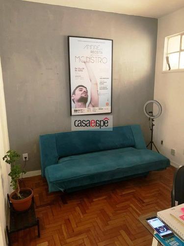 Imagem 1 de 11 de Apartamento - Campos Eliseos - Ref: 756 - L-756