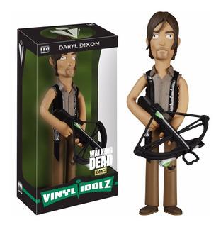 Daryl Dixon The Walking Dead Vinyl Idolz Funko De Colección