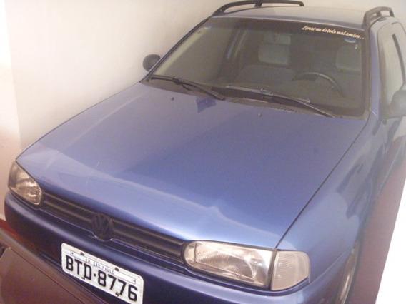 Volkswagen Parati 1.8 Ap 1996 Azul - 2 Portas