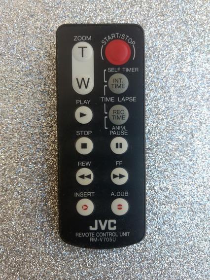 Controle Remoto Jvc Rm-v705u Original