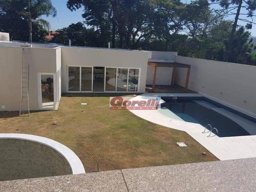 Casa Com 4 Dormitórios, 800 M² - Venda Por R$ 4.000.000,00 Ou Aluguel Por R$ 25.000,00/mês - Vila Oliveira - Mogi Das Cruzes/sp - Ca1556