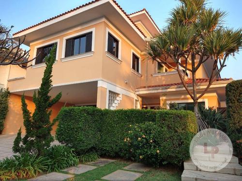 Casa Com 4 Dormitórios À Venda, 387 M²  Loteamento Residencial Quinta Das Laranjeiras - Jundiaí/sp - Ca0023