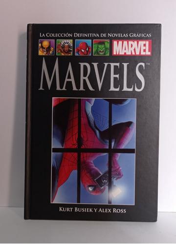 Comic Marvels  Kurt Busiek Y Alex Ross