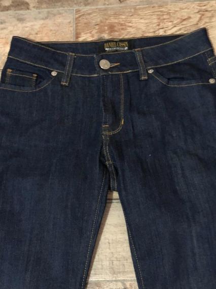 Pantalón Jeans Azul