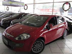 Fiat Punto 1.6 16v Essence Flex 5p 2013 Vermelho