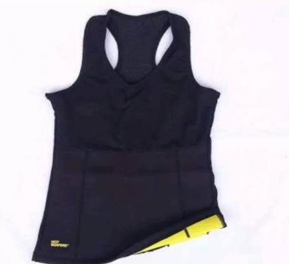 Kit 2 Camisetas Térmica+2 Cintas Abdominal+ Lápis Delineador