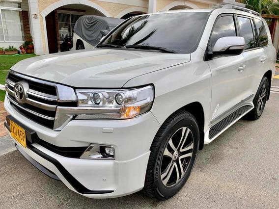 Toyota Sahara Platinum Arabe 2017