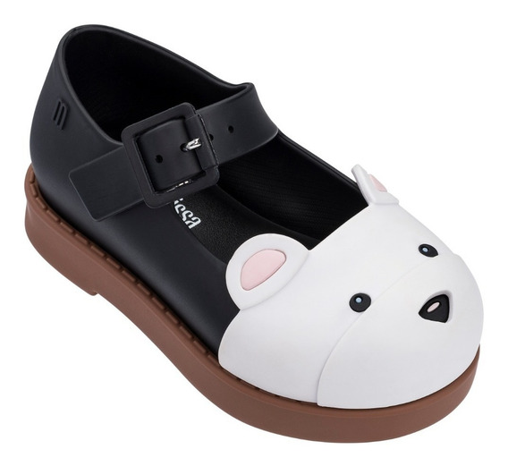 Sapatilha Mini Melissa Maggie Bear 32426 Original