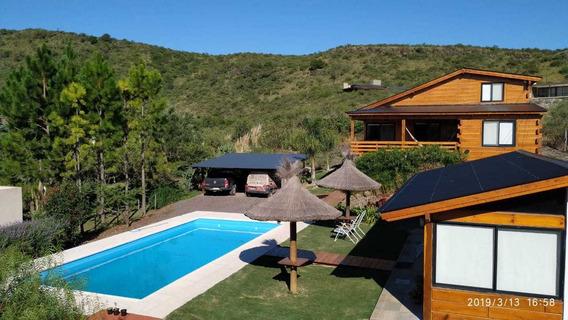 Cabaña Cochera Quincho Pileta Villa Del Dique Calamuchita