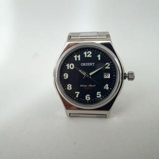 Reloj Orient Quartz Sumergible 100m Modelo Un3t004b Perfect
