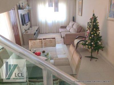 Sobrado Com 3 Dormitórios À Venda, 111 M² Por R$ 680.900 - Parque Monte Alegre - Taboão Da Serra/sp - So0005