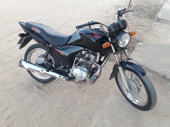 Honda Fan Cg 125