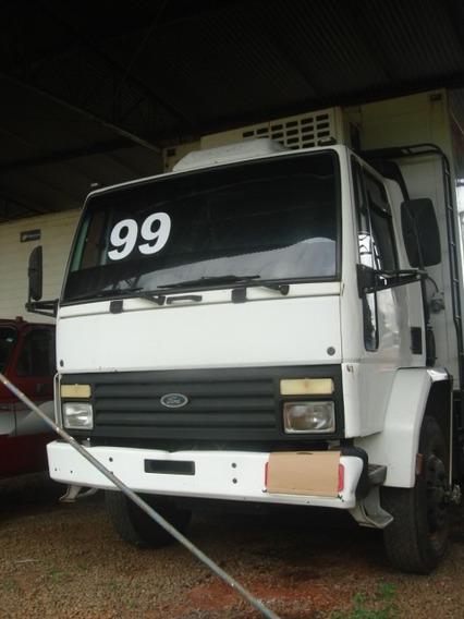 Ford/cargo 1215,ano 1999,bau Refrigerado