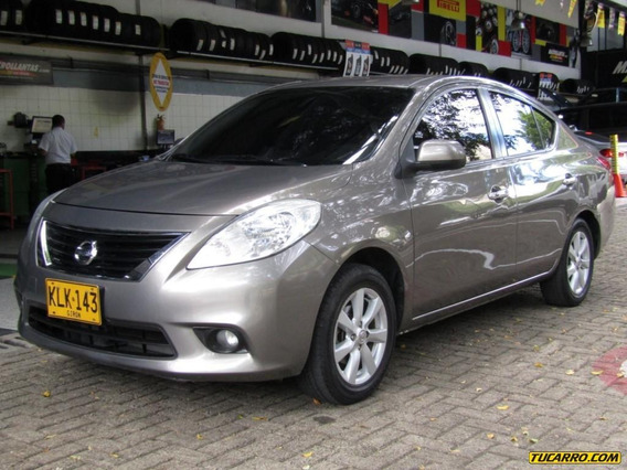 Nissan Versa Advance 1600 Cc At