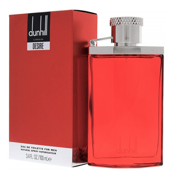 Perfume Dunhill Desire Red 100ml No Brasil Pronta Entrega!