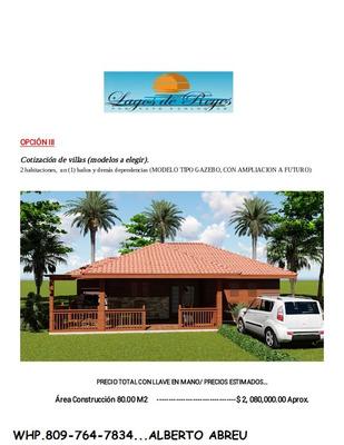 Finca Venta Campestre Barata Vacacional Republica Dominicana