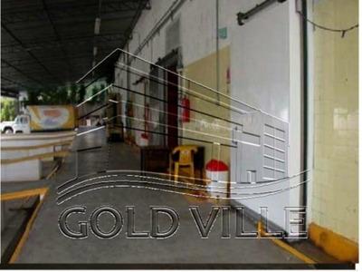 Galpão Industrial À Venda, Vila Clarice, São Paulo - Ga2150. - Ga2150 - 33873651