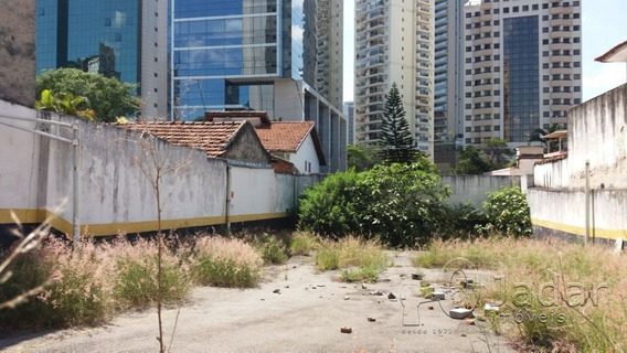 Terreno Em Pinheiros - V-jdr1799