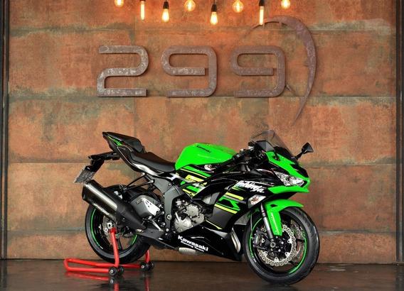Kawasaki Ninja Zx 6r 2019/2020 - Aspecto De 0km!!!