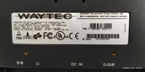 Monitor De Computador Waytec Fw 1700s