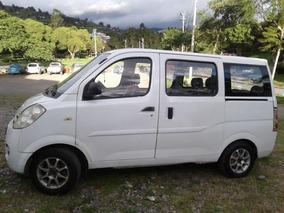 Chevrolet Mini Van 1200 Año 2010 5 Puertas Blanco