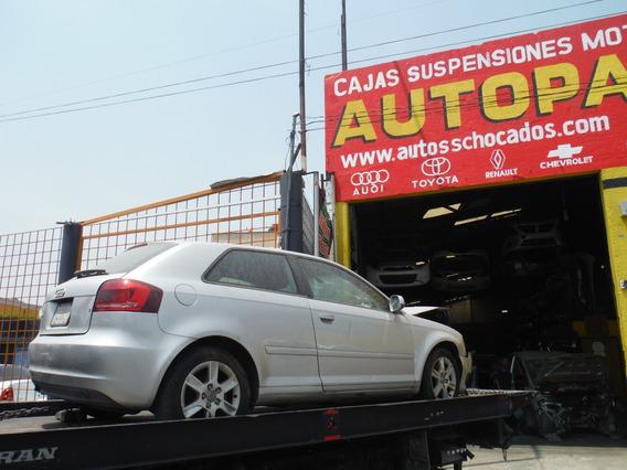 Audi A3 2011 Por Partes Refacciones Por Partes Desarmo