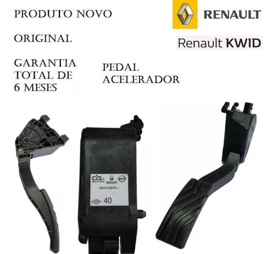 Pedal Acelerador Eletrônico Renault Kwid Todos Original