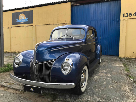 Ford Coupé 1940 Standard V8 Original