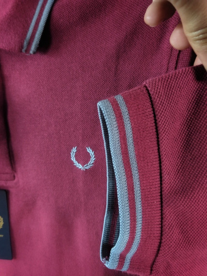 Polo Fred Perry Laurel Wreath Talla S Ben Sherman