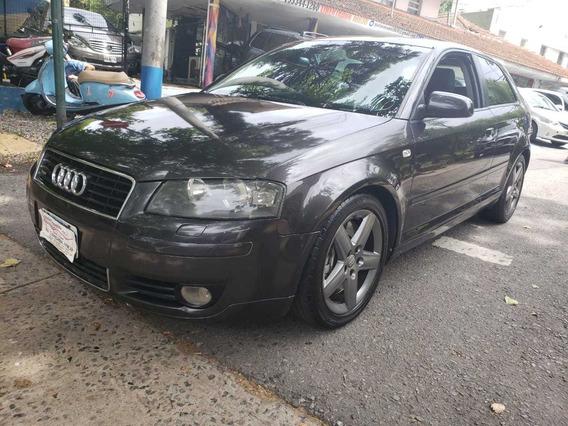 Audi A3 3.2 Quattro, Anticipo Mas Cuotas, Financio, Permuto