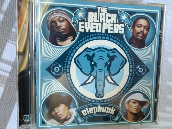Cd The Black Eyed Peas - Elephunk