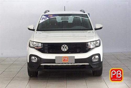 Volkswagen T-cross 1.0 200 Tsi Total Flex Automático 2019/20