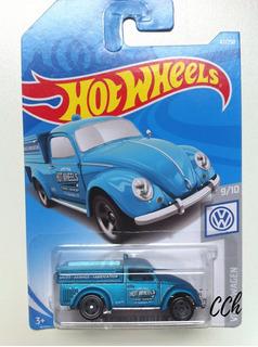 Volkswagen Beetle Pick Up 1/64 Hot Wheels Cch