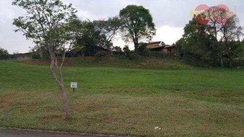 Imagem 1 de 30 de Terreno - Condomínio Village Das Palmeiras - Te0248