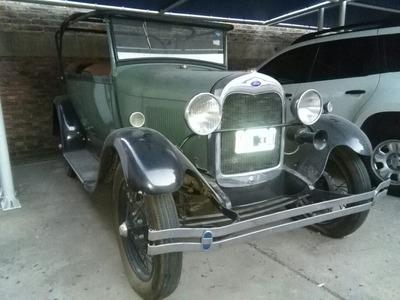 Ford T Doble Pheanton 1928