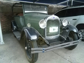 Ford T Doble Pheanton 1928