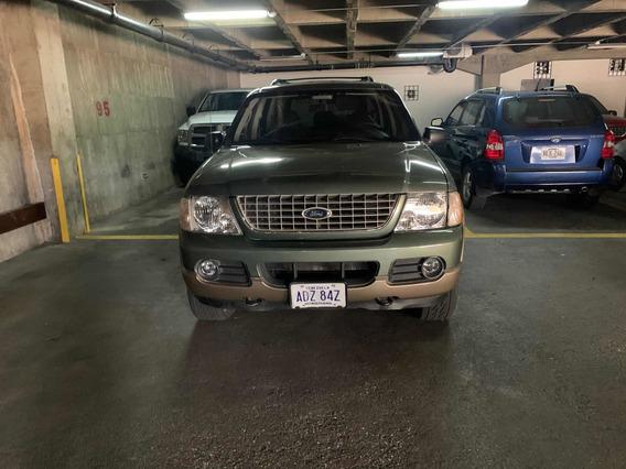 Ford Explorer Everest V8 Blindada
